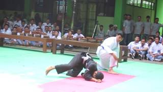Karate vs Pencak Silat