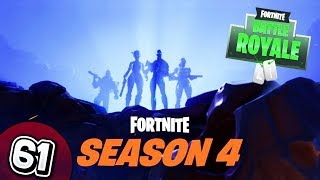 SEASON 4 IS HERE! WE HAVE TIER 30 & NEW SKINURI! -Fortnite Romania [LIVE #61]