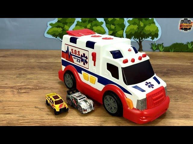 A mentőautó