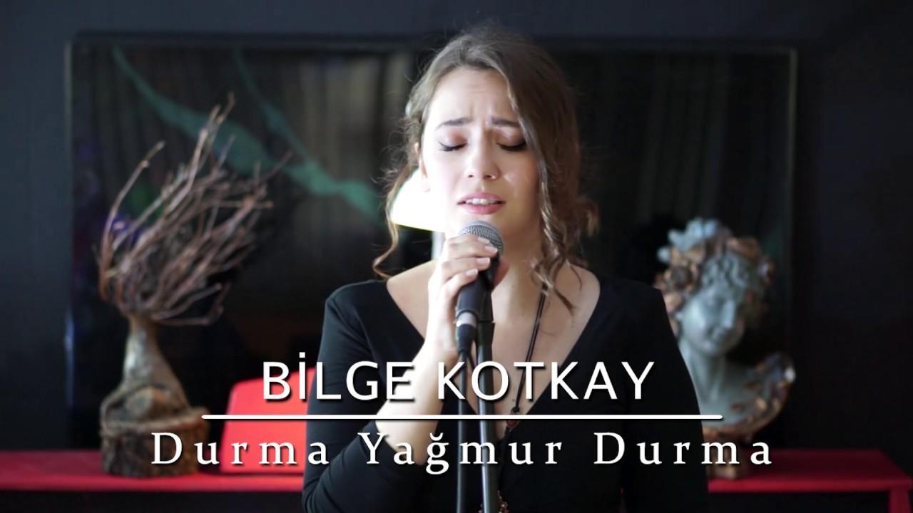 Blige Kotkay -  Ne Olursun Gitme (English Lyrics)