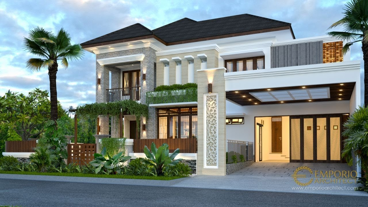 Private House Design 111 Tropical Villa Bali Style By Emporio Architect Youtube