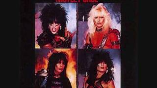 Motley Crue - Too Young To Fall In Love With Lyrics!