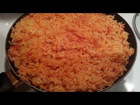 Prepare Fluffy Restaurant-Style Spanish Rice - DIY Food & Drinks - Guidecentral