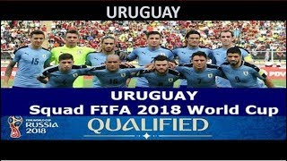 FIFA World Cup 2018 (Group A) URUGUAY
