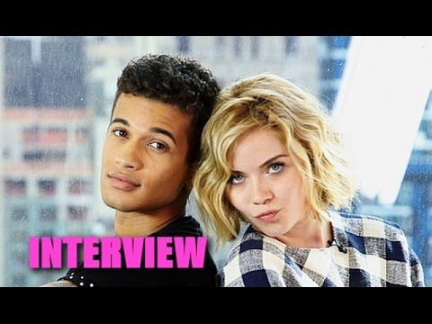 Teen Beach 2: Grace Phipps & Jordan Fisher  Bad Celeb Impressions