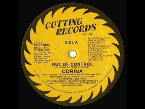 Corina - Out Of Control Club Mix 1987
