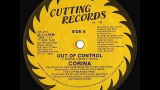 Corina - Out Of Control Club Mix 1987
