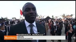 Akon on Africa Project: Lighting Homes in 14 Countries