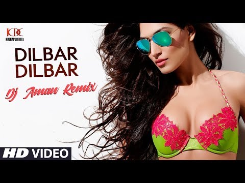 Dilbar Dilbar ( Full Video )-  DJ AMAN REMIX | KARAN VFX | Nora Fatehi | Neha Kakkar