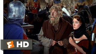 The Court Jester (1/9) Movie CLIP - The Wine Merchant and the Mute (1956) HD