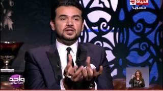 بالفيديو.. سامو زين يوجه رسالة للفنانين المصريين