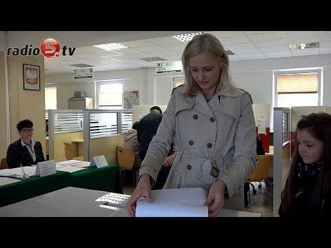 Kandydaci też głosują | Radio 5