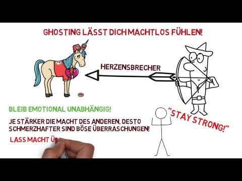 【▷ ▷】Ghosting Psychologie - was steckt dahinter?