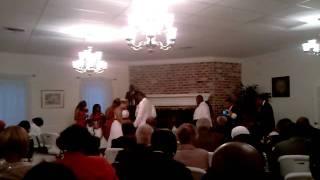 Mr. & Mrs. Kearse: Wedding Ceremony