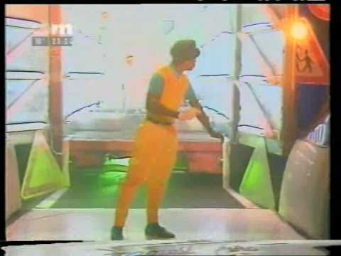 Captain Hollywood Breakdance 1983 Formel Eins