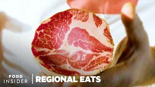 How Capocollo (Gabagool) Is Made In Italy | Regional Eats