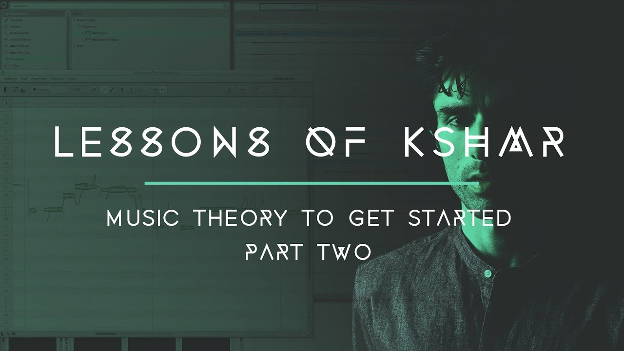 Lessons of KSHMR: Music Theory To Get Started Part 2