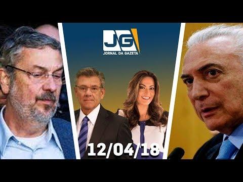 Jornal da Gazeta - 12/04/2018