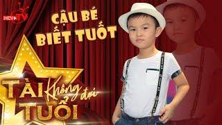 Bấn loạn với cậu bé 5 tuổi Minh Khang có lượng kiến thức khổng lồ 'hỏi gì cũng biết' 👍