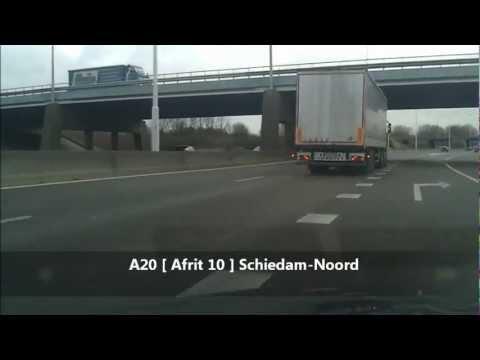 Afrit 10 Schiedam-Noord