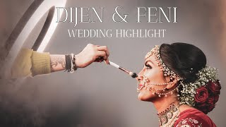 Dijen & Feni | Wedding Highlight