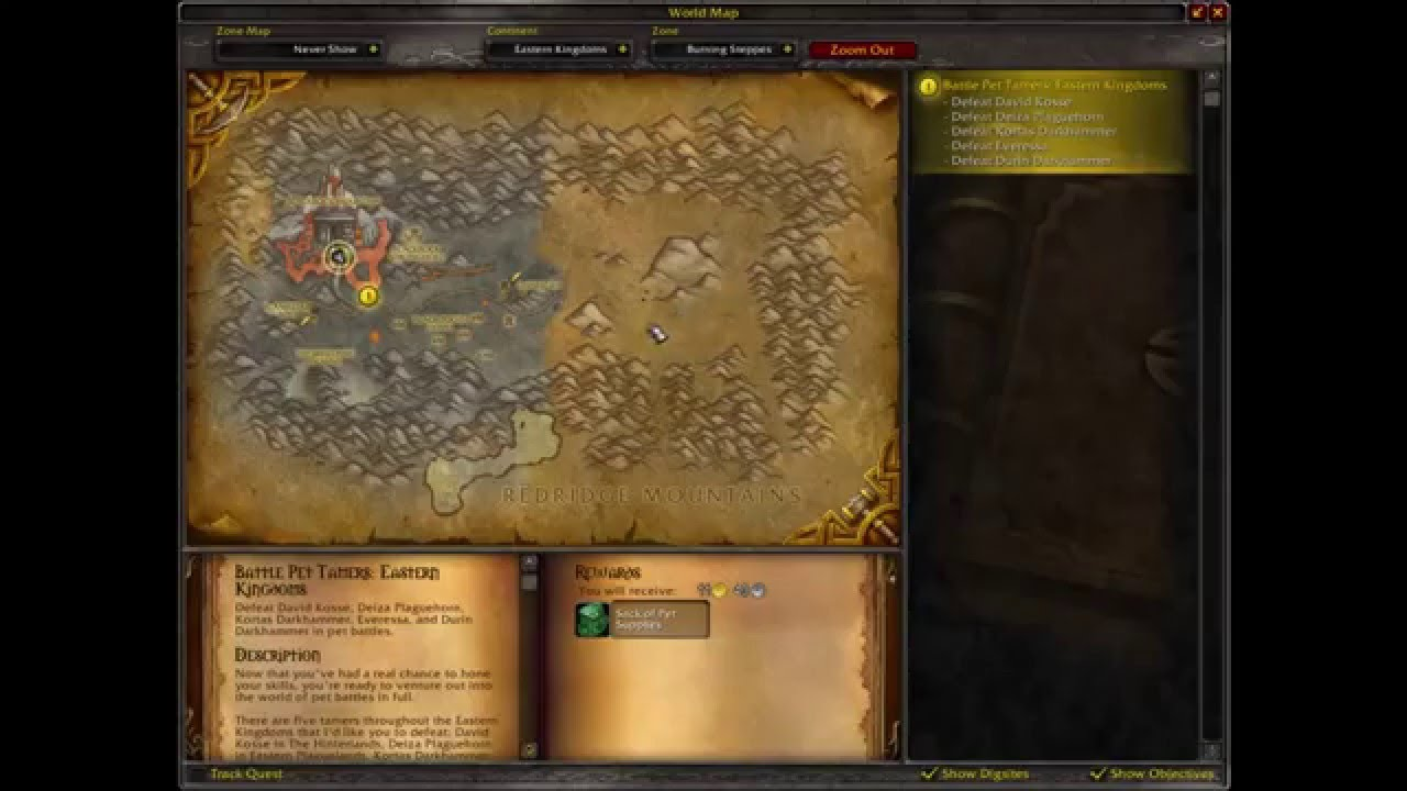 World of Warcraft How to get