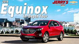 2019 Chevrolet Equinox LT 2.0T In-Depth Tour & Test Drive