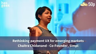 Rethinking payment UX for emerging markets.