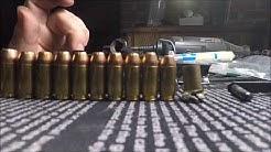 Bullet Setback - A Cautionary Tale