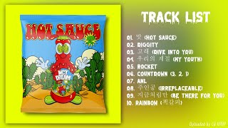 Download [Full Album] N C T DREAM (엔시티 드림) - Hot Sauce