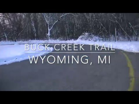 Buck Creek Trail, Wyoming, MI