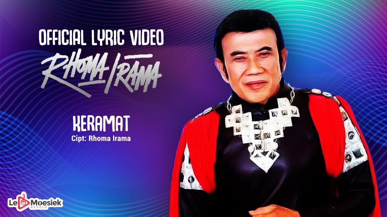 Download Rhoma Irama - Keramat (Official Lyric Video)