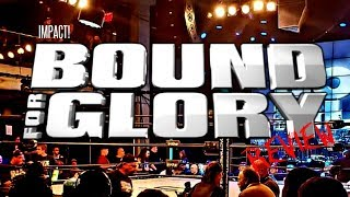IMPACT Bound For Glory 2018 REVIEW || NEW CHAMPION || Allie The Demon Slayer!??
