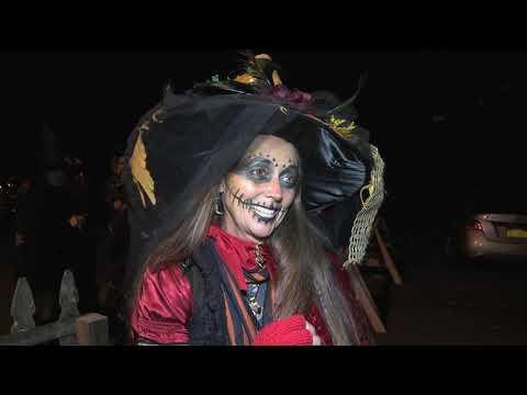 Witches Walk, Ballston Spa, NY