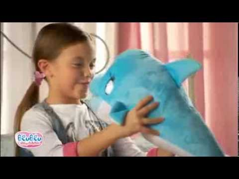 Blu Blu The Baby Dolphin Imc Toys Youtube
