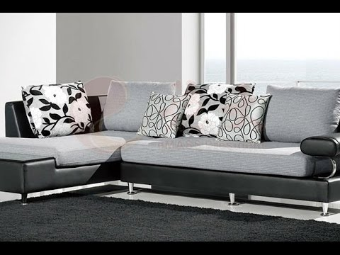 l shaped sofa bed youtube. Black Bedroom Furniture Sets. Home Design Ideas