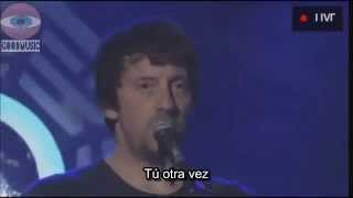 Blur - Thought I Was a Spaceman - Subtitulada en español (En Vivo)