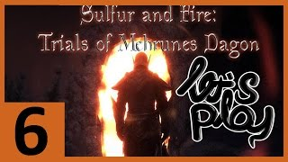 Skyrim Quest mod Sulfur and Fire: Trial of Mehrunes Dagon - The ultimate mehrunes champion