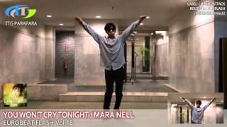 YOU WON'T CRY TONIGHT / MARA NELL LABEL:HI-NRG ATTACK ROUTINE:INSPI...