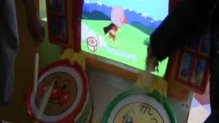 Repeat youtube video マイバチでアンパンマンのたいこでどんどん セッション