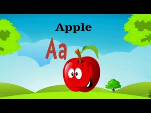 Phonics song | ABCD Songs for Children | 3D ABC Nursery Rhymes || Vilok TV