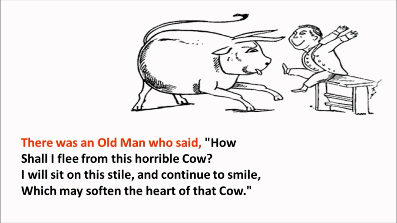 Learn English with Poems from Book of Nonsense - part 1 - YouTube