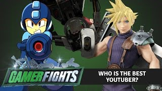 WHO IS THE BEST YOUTUBER? (Gamer Fights)