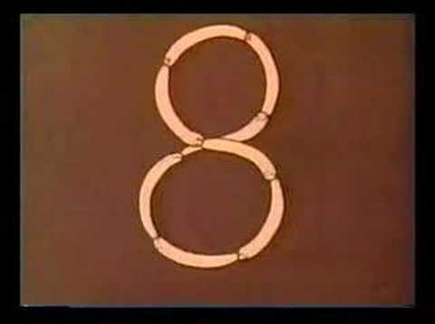 Sesame Street - 8 worms - YouTube
