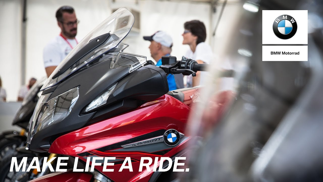 Bmw Motorrad New Colors And Model Updates 2018