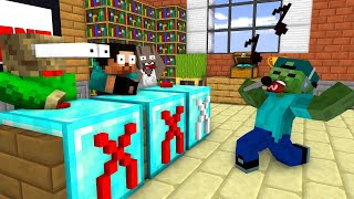 Monster School : Minecraft Got Talent - Funny Minecraft Animation