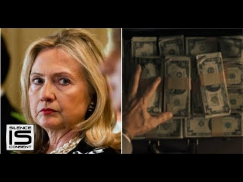 BREAKING! CLINTON URANIUM ONE OFFICIALS CAUGHT ON TAPE WITH BAGS OF MONEY!