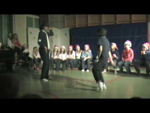 Casper & Alexander som Michael Jackson