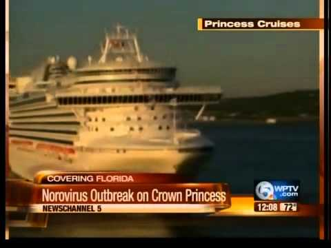 Cruise gets second norovirus outbreak