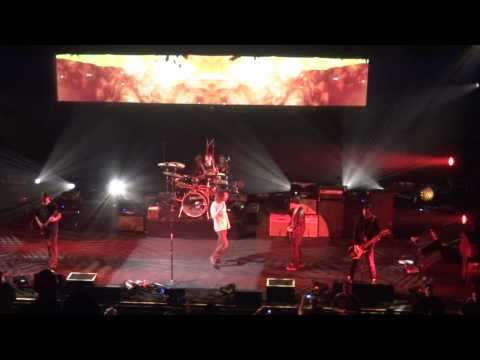 Eyelids Mouth, Soundgarden, Seattle, WA, 2013